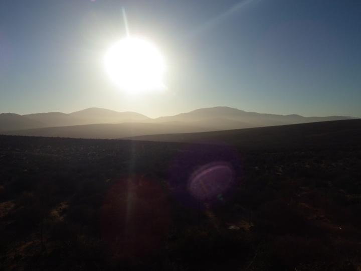 sunset SA